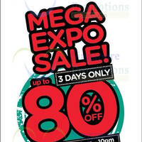 Read more about Watsons Mega Expo Sale @ Singapore Expo 27 - 29 Jun 2014