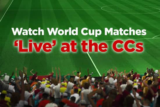 World Cup 15 Jun 2014
