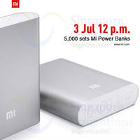 Read more about Xiaomi Power Banks Restock Sale From 12pm On 3 Jul 2014