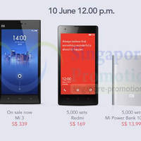 Read more about Xiaomi Redmi, Power Banks & Accessories Restock Sale From 12pm On 10 Jun 2014
