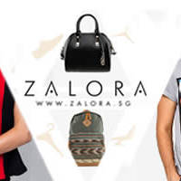 Zalora 10% OFF Storewide (NO Min Spend) Coupon Code 1 - 31 Aug 2015