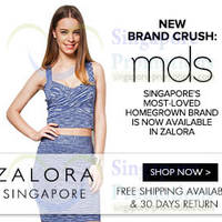 Read more about MDS Collections Now Available @ Zalora 10 Jun 2014