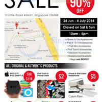 Read more about eQuest Accessories Warehouse SALE 24 Jun - 4 Jul 2014