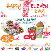 Read more about 7-Eleven (7/11) Day One Day Deals 11 Jul 2014