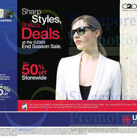 Read more about G2000 Up To 50% OFF Storewide End of Season SALE 10 Jul 2014