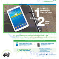 Read more about Standard Chartered Apply For Credit Card & Get Free Luggage 10 Jul - 14 Sep 2014