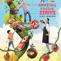 Read more about AMK Hub Amazing Foodie Haven Promotions & Events 11 Jul - 10 Aug 2014