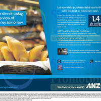Read more about ANZ Travel Visa Signature Credit Card 10 Jul 2014