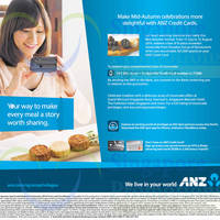 Read more about ANZ Spend $1,000 & Redeem Paradise Group 8pc Snowskin Mooncake 17 Jul - 15 Aug 2014