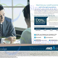 Read more about ANZ Up To 1.70% p.a Step-Up Time Deposit 8 Jul - 31 Aug 2014