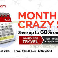 Read more about Air Asia Go Up To 60% OFF Hotels SALE 28 Jul - 3 Aug 2014