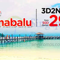 Read more about Air Asia Go Kota Kinabalu 3D2N From $299/pax 3 - 13 Jul 2014