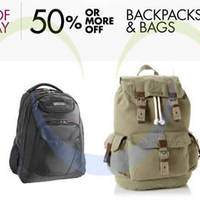 Read more about Amazon Over 49% OFF Backpacks & Bags 10 - 11 Jul 2014