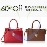 Read more about Tommy Hilfiger 60% OFF Handbags 16 - 17 Jul 2014