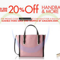Read more about Amazon.com 20% OFF Handbags & More Coupon Code 18 - 24 Jul 2014