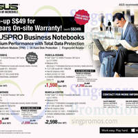 Read more about Asus Business Notebooks Offers 2 Jul 2014
