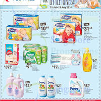 Read more about NTUC Fairprice Baby, Electronics, Groceries, Home Appliances & Wines Offers 31 Jul - 13 Aug 2014