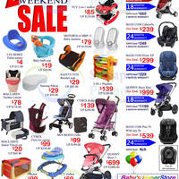 Read more about Baby Hyperstore Weekend Sale Offers 18 - 27 Jul 2014