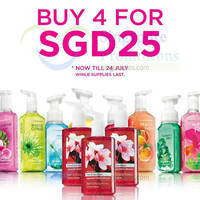 Read more about Bath & Body Works Hand Sanitizer Promotion 21 - 24 Jul 2014