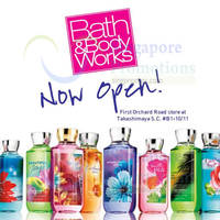 Read more about Bath & Body Works NEW Outlet @ Takashimaya 17 Jul 2014