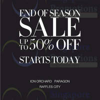 Read more about Bcbgmaxazria End of Season SALE 3 Jul - 10 Aug 2014