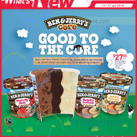 Read more about Ben & Jerry's NEW Core Pints 11 Jul 2014