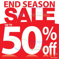 Read more about Bossini Up To 50% End of Season SALE 23 Jul 2014