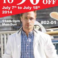 Read more about Branded SALE @ BreadTalk IHQ 7 - 18 Jul 2014