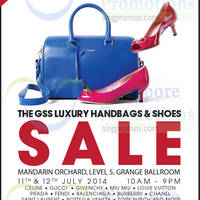 Read more about Brandsfever Handbags & Footwear Sale @ Mandarin Orchard 11 - 12 Jul 2014