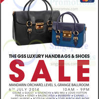 Read more about Brandsfever Handbags & Footwear Sale @ Mandarin Orchard 6 Jul 2014