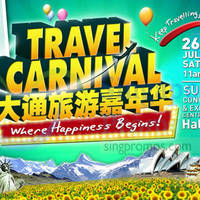 Read more about CTC Travel Carnival Fair @ Suntec Convention Centre 26 - 27 Jul 2014