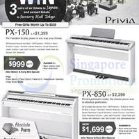 Read more about Casio Privia Piano Offers 18 Jul 2014