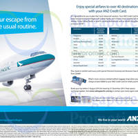 Read more about Cathay Pacific Promotion Air Fares For ANZ Cardmembers 11 Jul - 5 Aug 2014