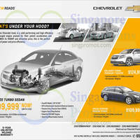 Read more about Chevrolet Orlando, Cruze & Cruze Wagon Price & Features 5 Jul 2014