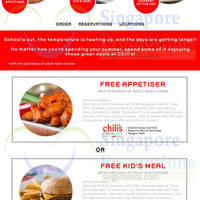 Read more about Chili's Grill & Bar Dine-In Discount Coupons 25 Jul - 7 Aug 2014