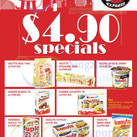 Read more about ChocoExpress $4.90 Selected Offers 30 Jul - 10 Aug 2014