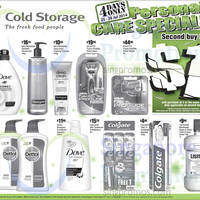 Read more about Cold Storage $2 Second Item Selected Personal Care Items Promo 25 - 28 Jul 2014