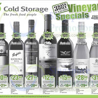 Read more about Cold Storage Wines Offers 4 - 6 Jul 2014