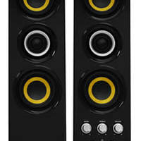 Read more about Creative NEW T50 Wireless Signature Series 2.0 Speaker System 19 Jul 2014
