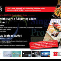 Read more about Checkers Brasserie Promotions For DBS/POSB Cardmembers 31 Jul 2014