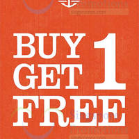 Read more about Dockers Buy 1 Get 1 FREE @ IMM 10 - 13 Jul 2014