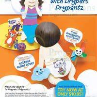 Read more about Drypers Drypantz $10.95 Promo 4 - 31 Jul 2014