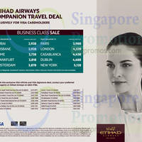 Read more about Etihad Airways Business Class Companion Promo For Visa Cardmembers 12 Jul 2014