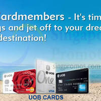 Read more about Expedia 10% Off Hotels Coupon Code For UOB Cardmembers 19 May - 21 Aug 2014