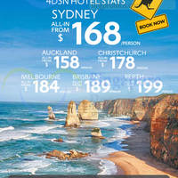 Read more about Expedia From $168 4D3N Hotel Stays 29 Jul - 4 Aug 2014
