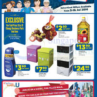 Read more about NTUC Fairprice Electronics, Groceries, Home Appliances & Health Offers 3 - 16 Jul 2014