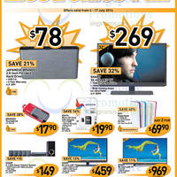 Read more about Giant TVs, Home Theatre Systems & Other Electronics Offers 4 - 17 Jul 2014