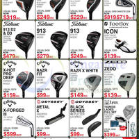 Read more about Golf Direct July Special Promotions 25 - 27 Jul 2014