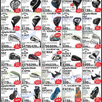 Read more about Golf Direct National Day Super Sale 1 - 14 Aug 2014