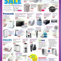 Read more about Isetan Great Electrical Sale @ Isetan Scotts 25 Jul - 5 Aug 2014